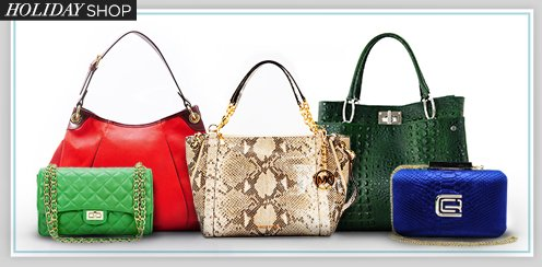 Holiday Handbag Shop