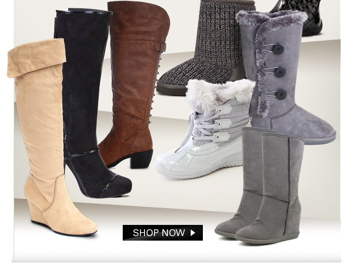 They're super soft, super warm, and super stylish - they're UGGS of course! Bring home the cozy classic with styles for every wish-list!