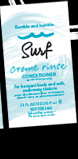 Surf Conditioner sample
