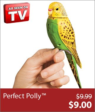 As Seen on TV, Perfect Polly™