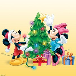 Mickey Mouse & Minnie Mouse Collection