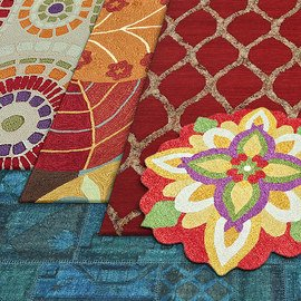 Complete Every Room: Rugs