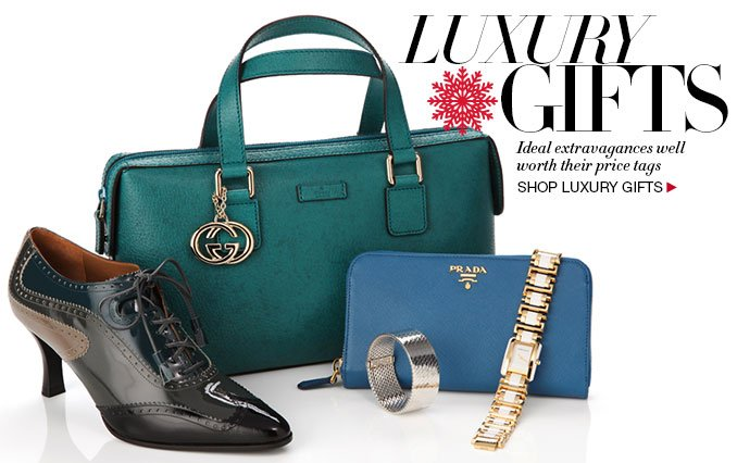 Shop Luxury Gifts