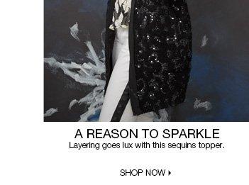 A Reason to Sparkle