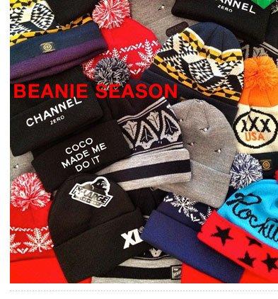 Beanie Season!