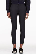 STELLA MCCARTNEY Black Velez Trousers for women