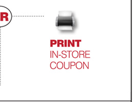 Print In-Store Coupon