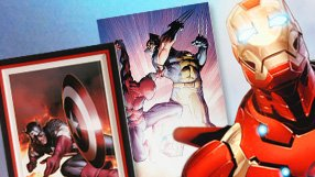 Marvel Fine Art: Limited Edition Featuring Your favorite Marvel Heroes