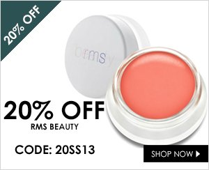 20% off RMS Beauty