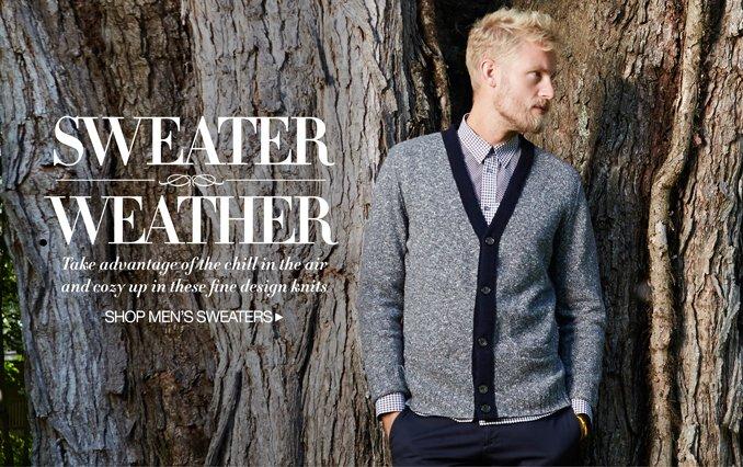 Shop Sweater Weather Men