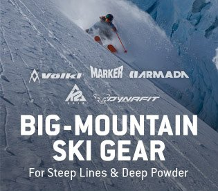 Big-Mountain Ski Gear