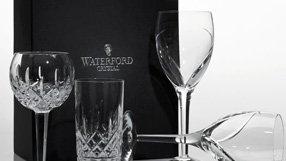Waterford and Swarovski Crystalware