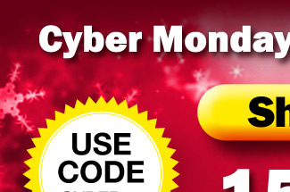 Cyber Monday One Day Sale