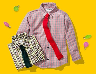 The Dressed-Up Boy: Shirts & Ties