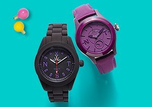 Bold Timepieces by Toy Watch