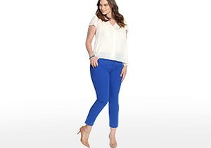 Plus Size: Not Your Daughter's Jeans