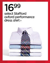 16.99 select Stafford oxford performance dress shirt›