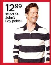 12.99 select St. John's Bay polos›