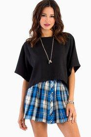 Flannel Frenzy Skirt