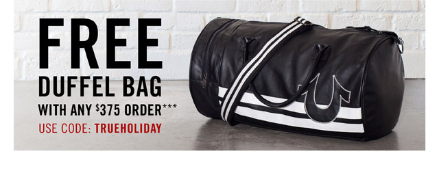 Free Duffel Bag