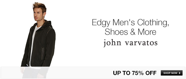 Edgy Men's Clothing, Shoes and More