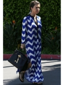 T-Bags Valeria Long Dress as Seen On Kourtney Kardashian