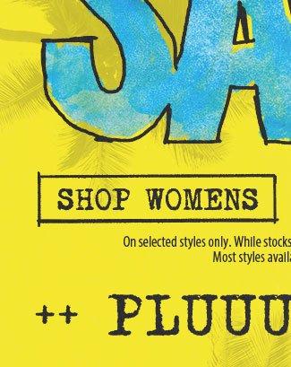 Womens Shorts Sale