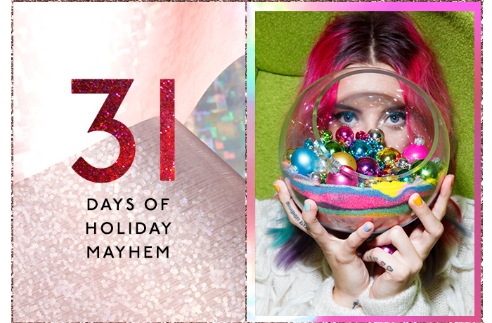 31 Days of Holiday Mayhem