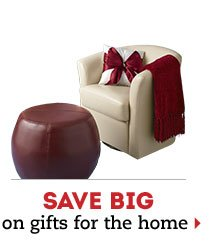 Save big on gifts for the home