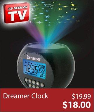 Dreamer Clock