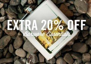 Shop Extra 20% Off: Barware Essentials