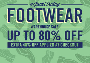 Shop JackFriday Warehouse Sale: Footwear