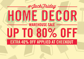 Shop JackFriday Warehouse Sale: Home