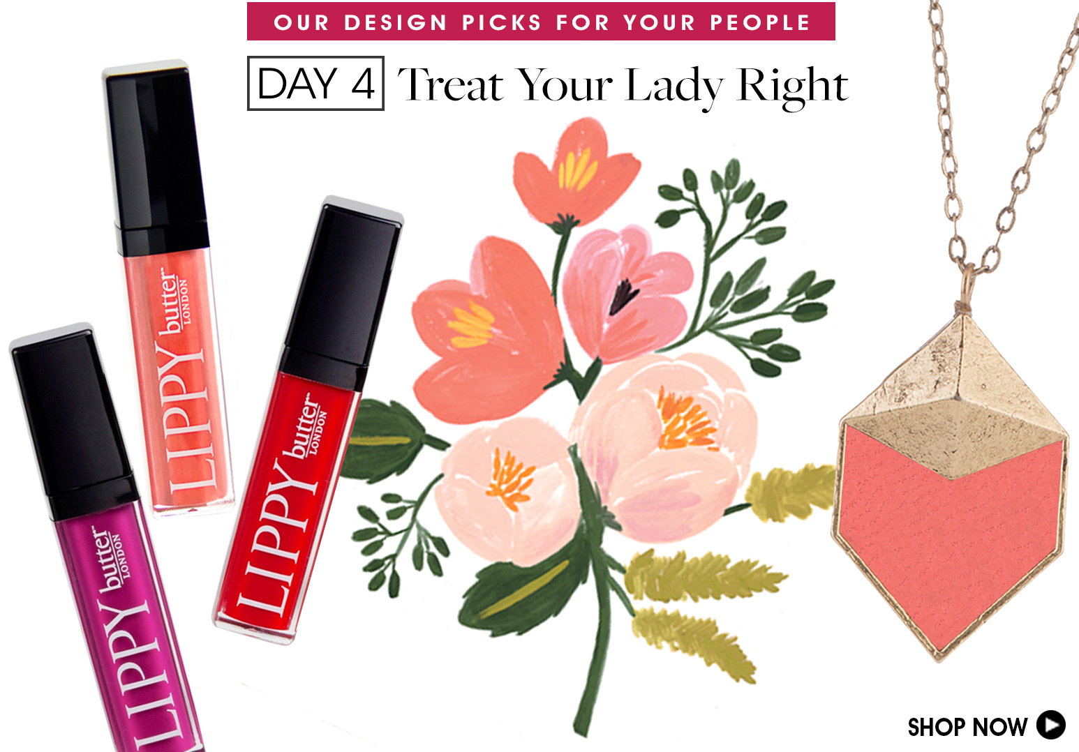 - 12 Days of Gifting - Day 3 Treat Your Lady Right