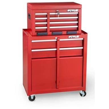 2-Pc. Rolling 6-drawer Tool Cabinet by Waterloo®