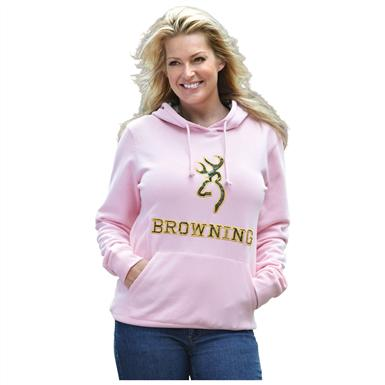Women's Browning® Hooded Sweatshirt