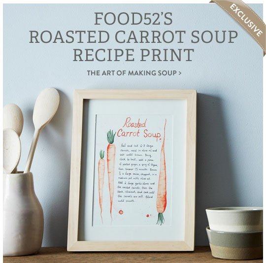 Food52 Recipe Print