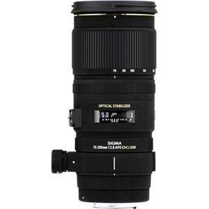 Adorama - Sigma 70-200mm f/2.8 EX DG OS HSM Auto Focus Telephoto Zoom Lens