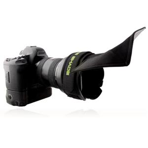 Adorama - Flex Lens Shade - Adjustable Flexible Lens Shade for Any SLR Lens