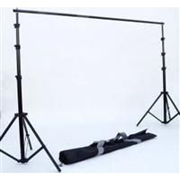 Adorama - JTL 10x10 Feet Heavy Duty Steel Background Support Set
