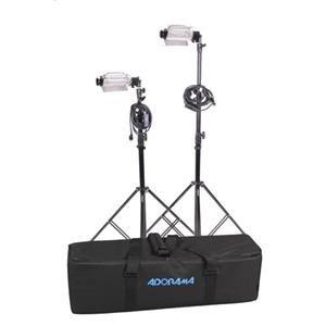 Adorama - Lowel/Adorama Budget Tota Kit with Lamps
