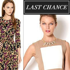 Last Chance: Dresses from $1