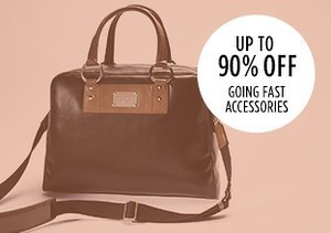 Up to 90% Off: Going Fast Accessories