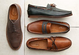 Up to 80% Off: Lace-Ups & Slip-Ons