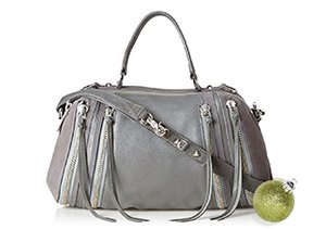 Steel Grey: Handbags
