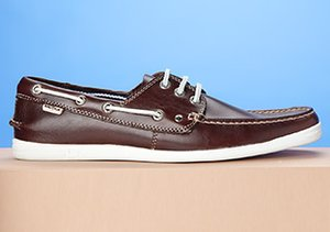 Resort Ready: Boat Shoes & Sandals