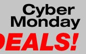 Cyber Monday Starts Now! 15% Off + 10% Cashback - Use Code: CYBER
