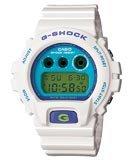 Casio DW6900CS-7 Men's G-Shock Tough Culture Digital Alarm Dive Watch