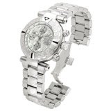 Invicta 10488 Men's Reserve Subaqua Noma I Meteorite Dial Chronograph Stainless Steel Dive Watch