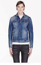 DIESEL JINKA  Faded Denim Jacket for men